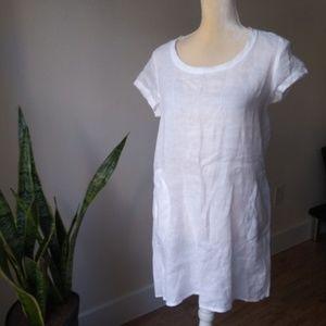 ✨ CP Shades 100% Linen  Tunic Dress ✨